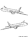 boeing 777 coloring page boeing 777 plane coloring pages coloring page boeing 777