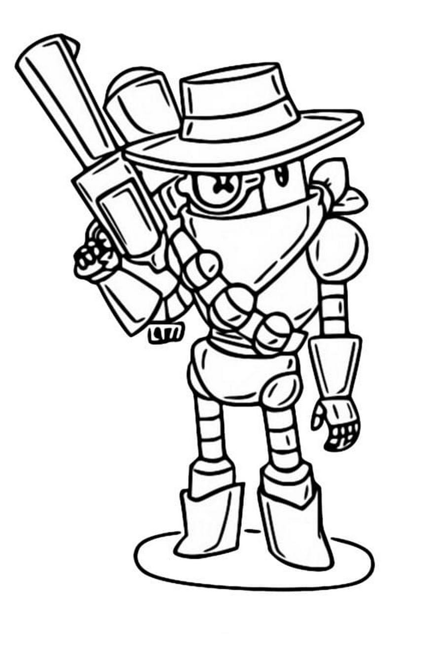 brawl star coloring brawl stars coloring pages download and print brawl stars star brawl coloring