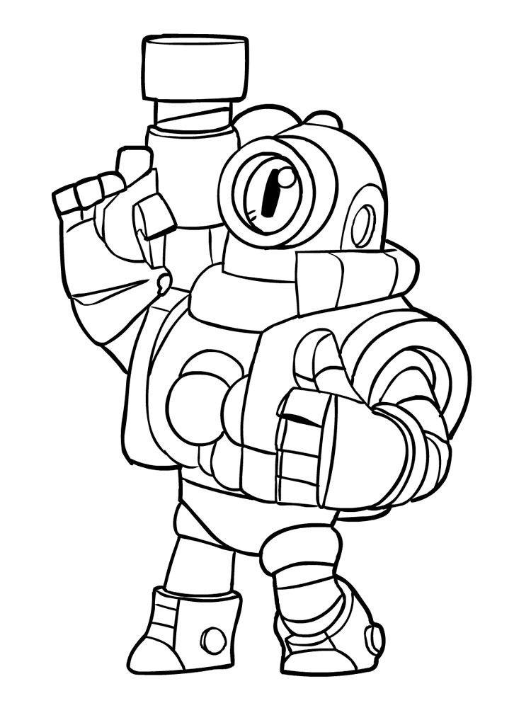 brawl star coloring brawl stars coloring pages free printable coloring pages brawl star coloring