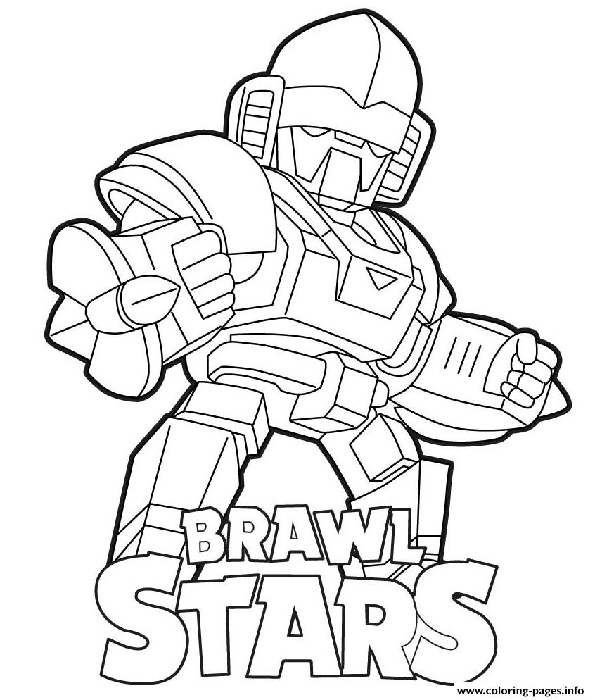 brawl star coloring how to draw colt super easy brawl stars drawing tutorial coloring star brawl
