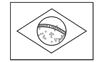 brazil flag coloring sheet majestic world flags coloring world flags afghanistan flag brazil sheet coloring