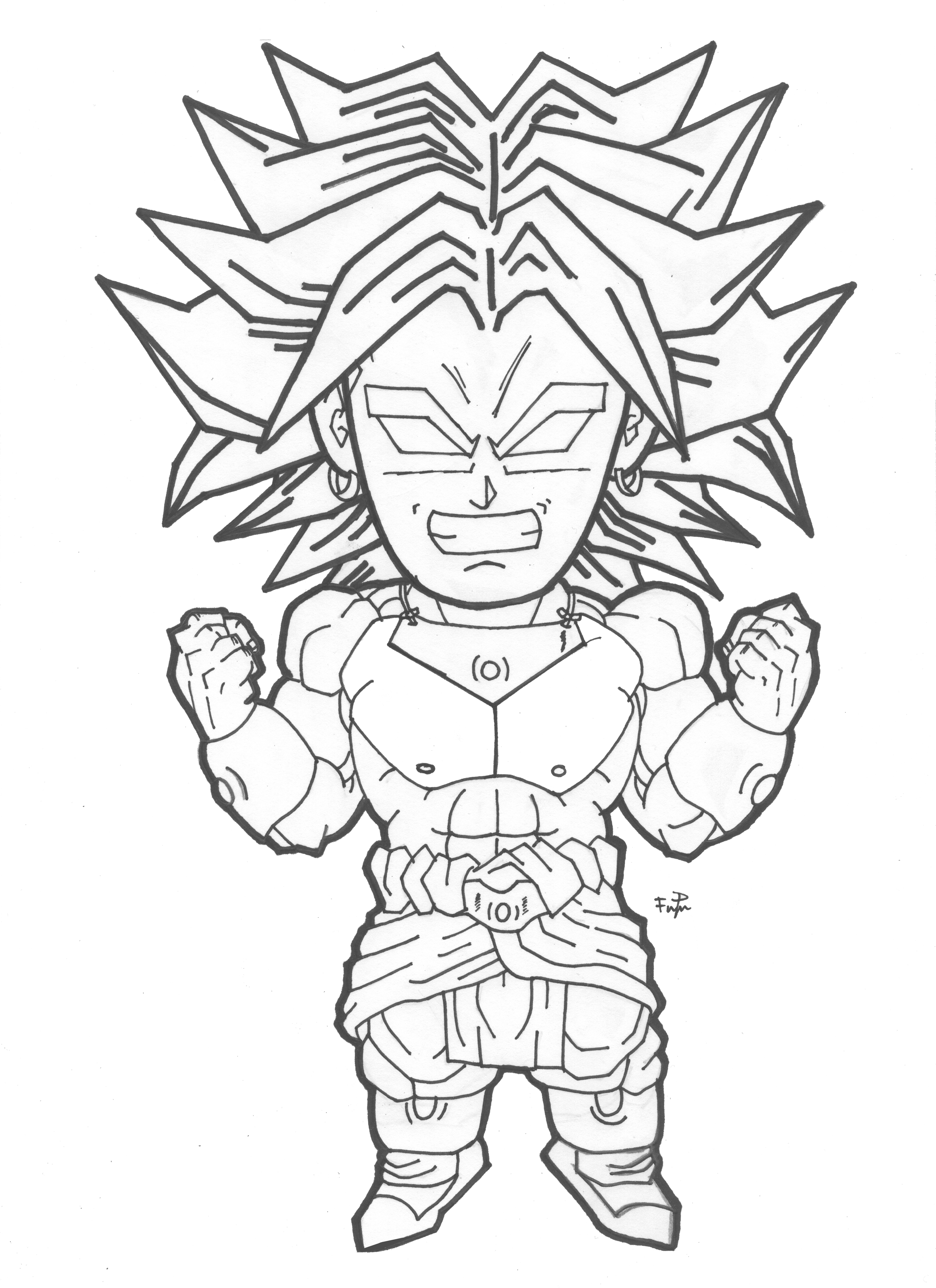 broly coloring pages broly coloring pages coloring pages broly
