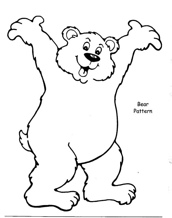 brown bear colouring page brown bear brown bear what do you see coloring pages page brown bear colouring