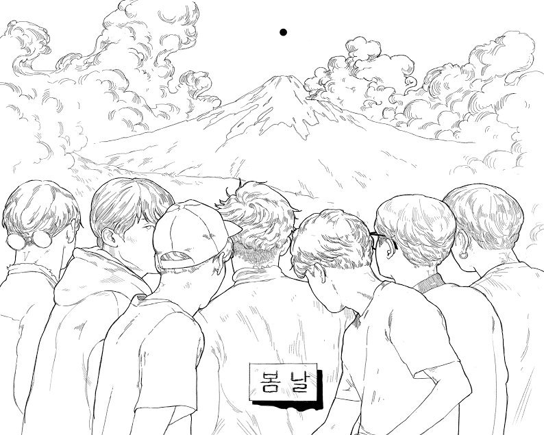 bts v coloring pages bts kpop coloring pages coloring pages coloring bts v pages
