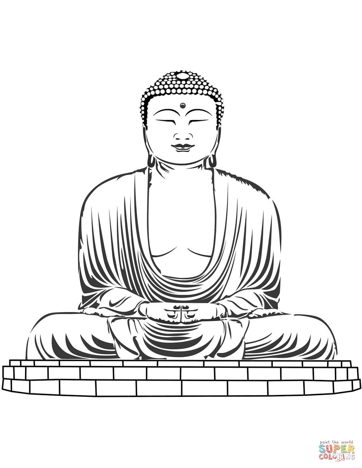 buddha coloring pages laughing buddha coloring coloring pages buddha coloring pages