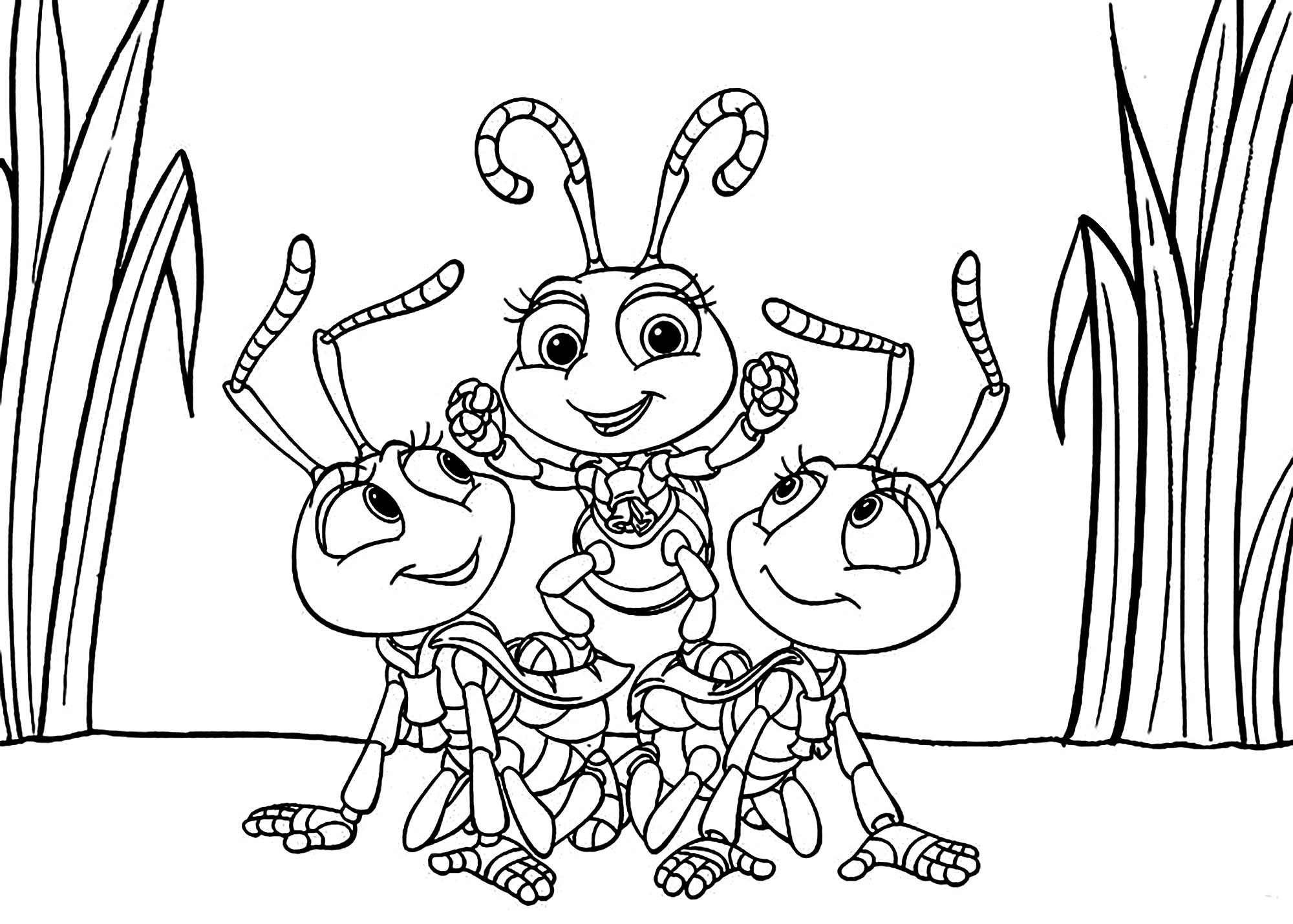 bug coloring pages free printable bug coloring pages for kids bug pages coloring 1 1
