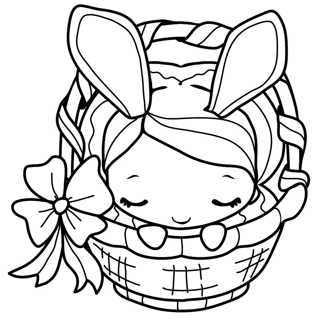 bunny girl coloring page little bunny girl lineart by winged bullet on deviantart page girl bunny coloring