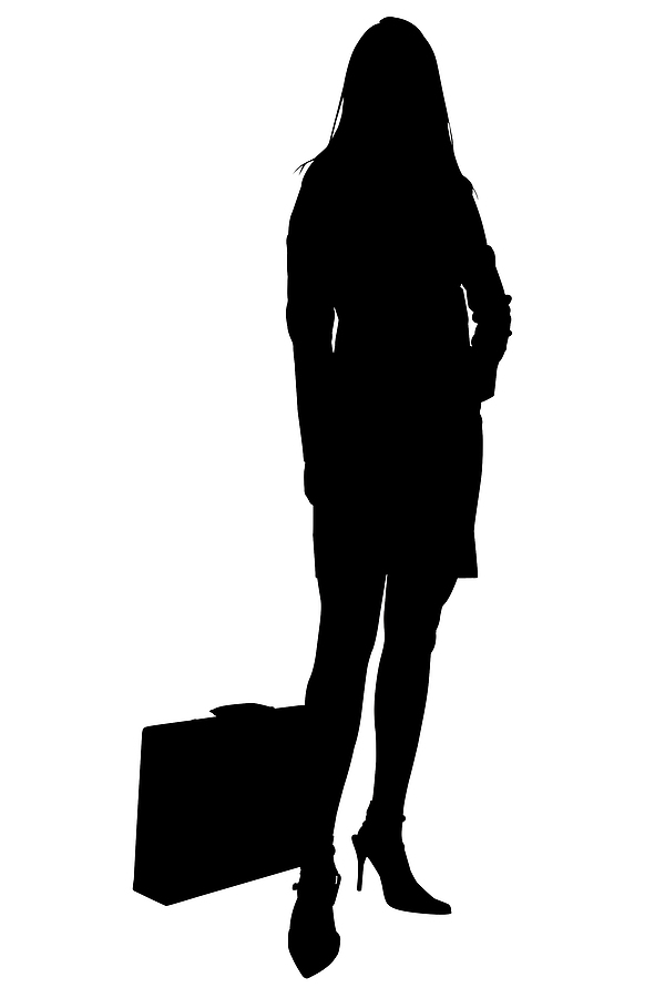 business woman silhouette businesswomansilhouettesuitoffice free image from business silhouette woman