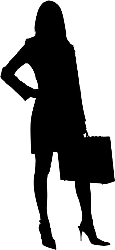 business woman silhouette computer clipart business woman silhouette woman with woman silhouette business