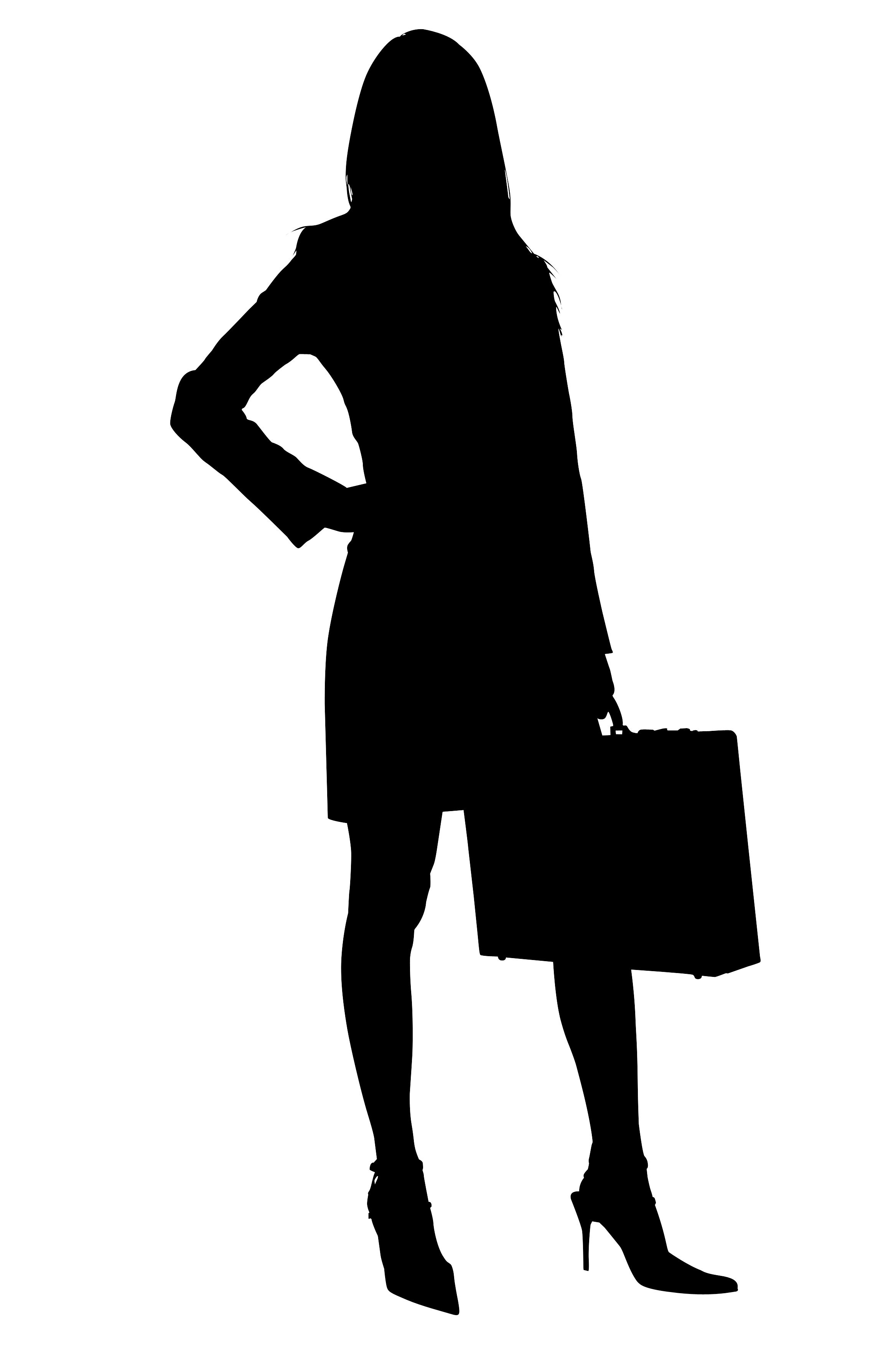 business woman silhouette silhouette business woman at getdrawings free download silhouette business woman