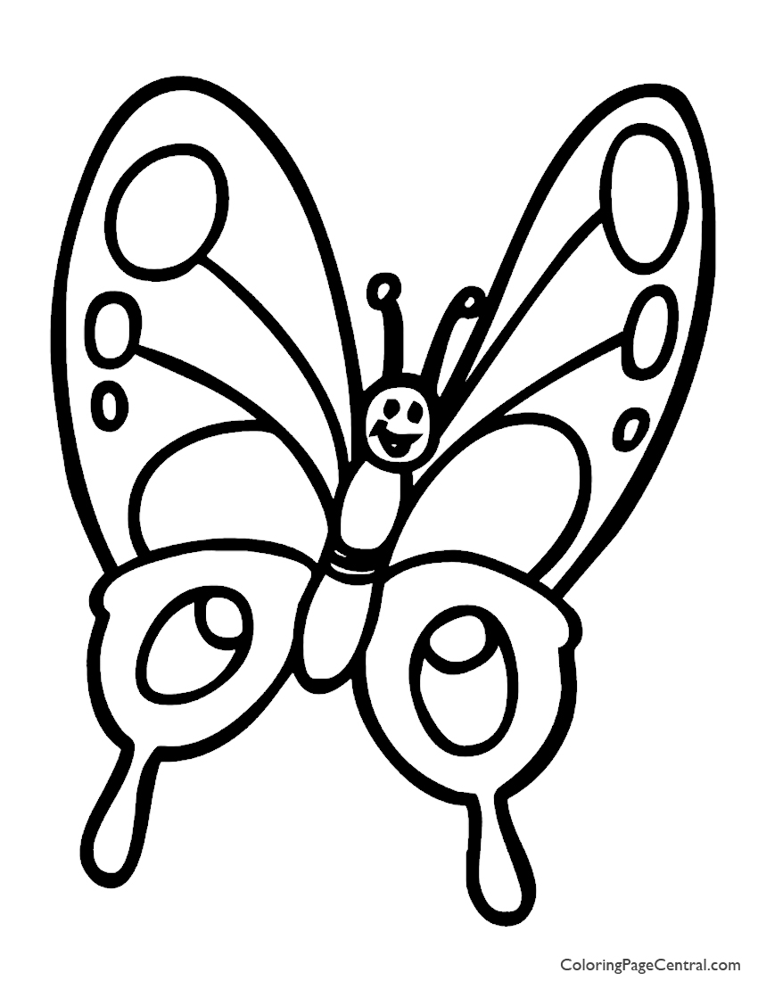 butterfly coloring sheets butterfly 01 coloring page coloring page central butterfly sheets coloring