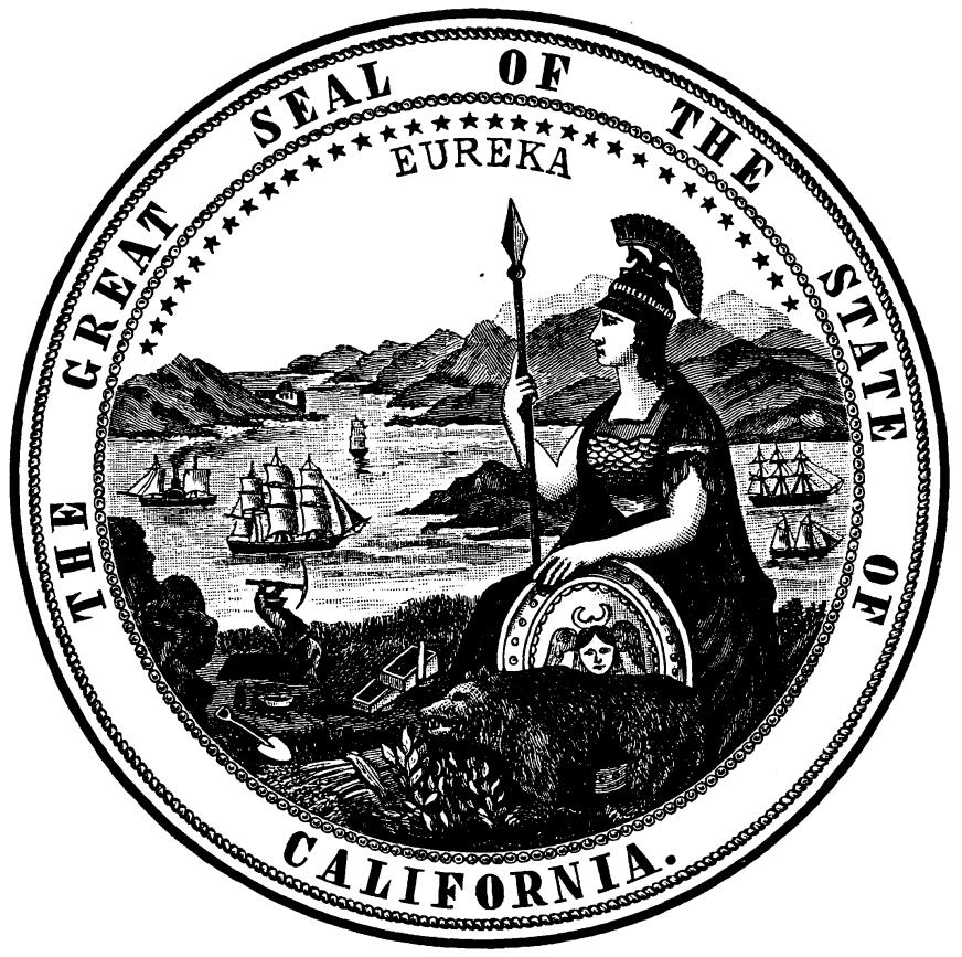 ca state seal fileseal of california 1895 from the california blue state seal ca