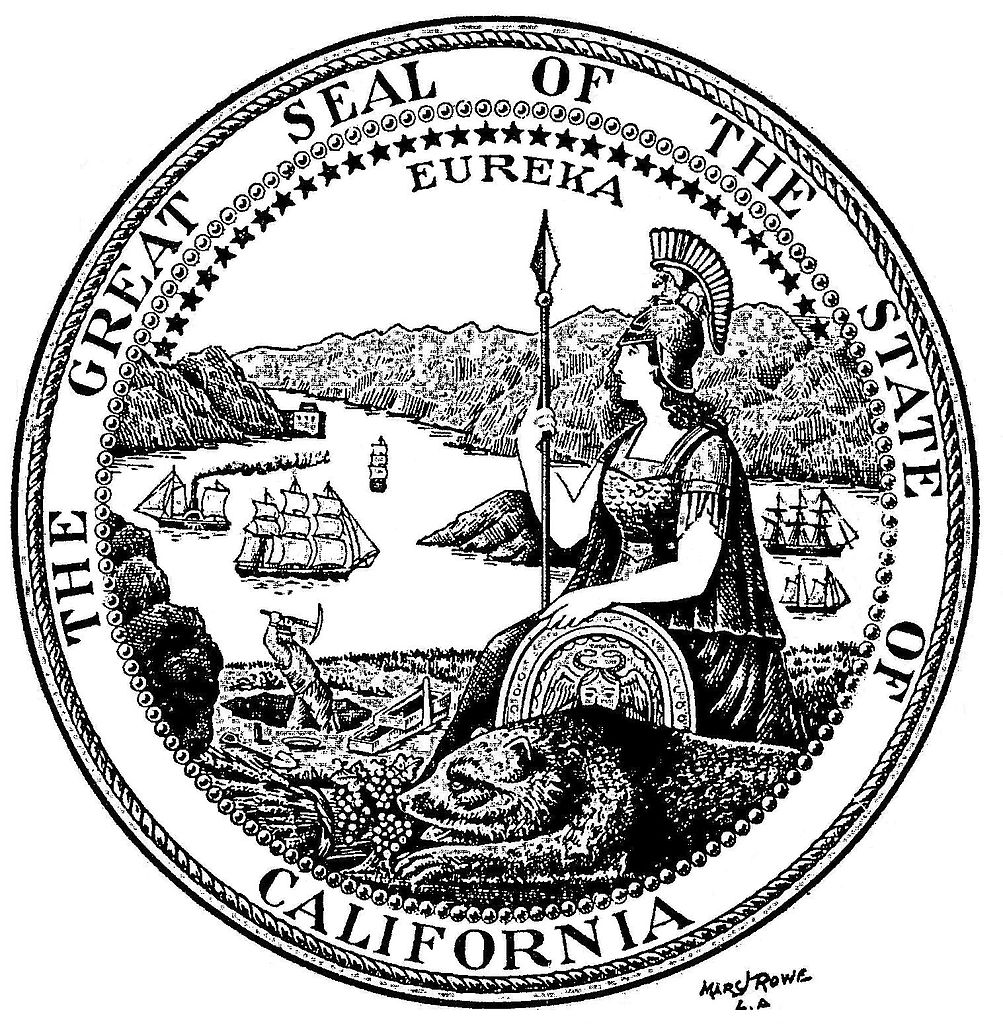 ca state seal seal of california sacramento mobile notary public state ca seal