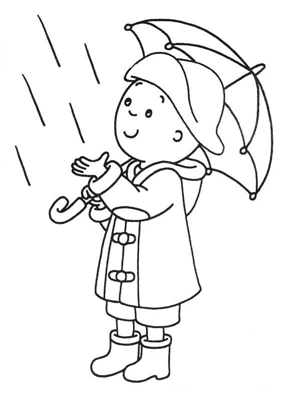 caillou coloring caillou coloring page 2 free coloring page site baby caillou coloring