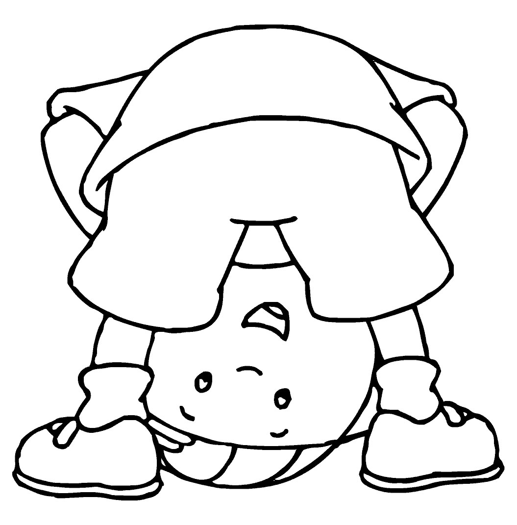 caillou coloring free printable caillou coloring pages for kids cool2bkids coloring caillou