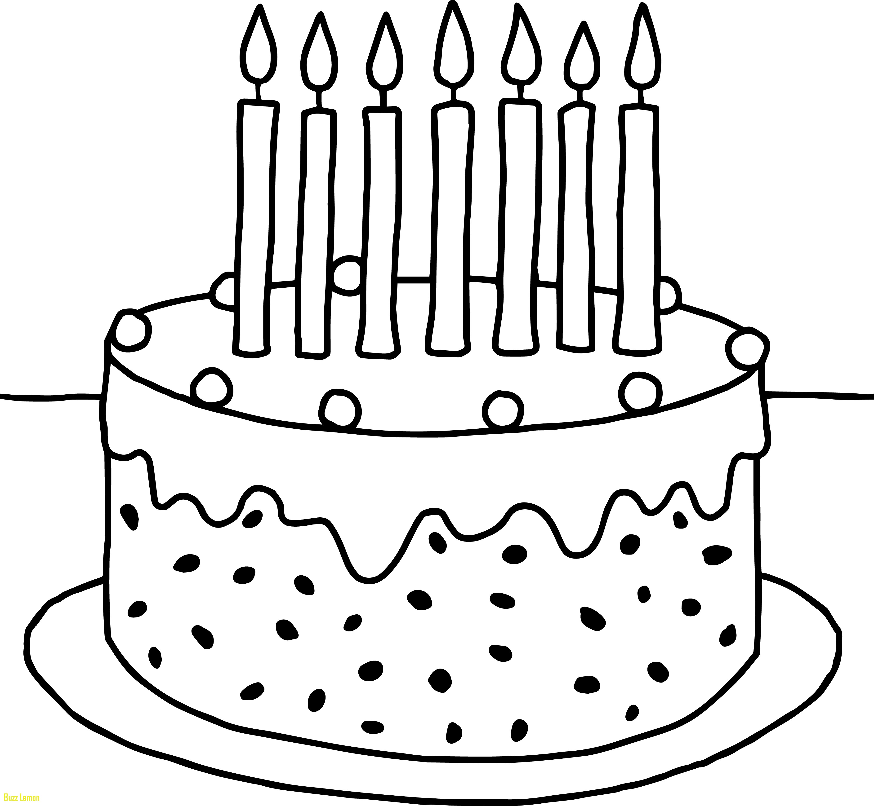 cake coloring image birthday cake coloring pages preschool at getdrawings image cake coloring