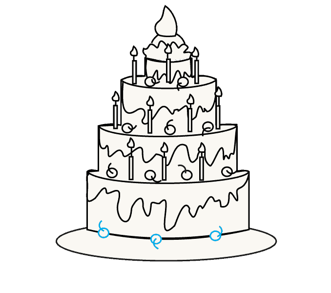 cake drawing birthday cake drawing free download on clipartmag cake drawing