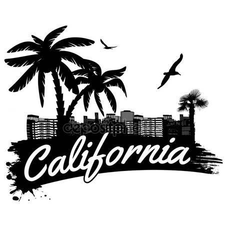 california vector best california state outline illustrations royalty free vector california