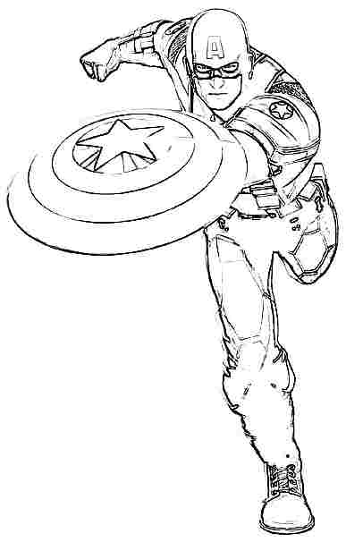 captain america coloring pages pdf 16 printable captain america coloring pages print color coloring pdf captain pages america
