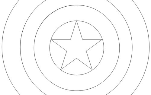 captain america shield coloring pages printable captain america flying shield coloring page free pages captain america printable coloring shield