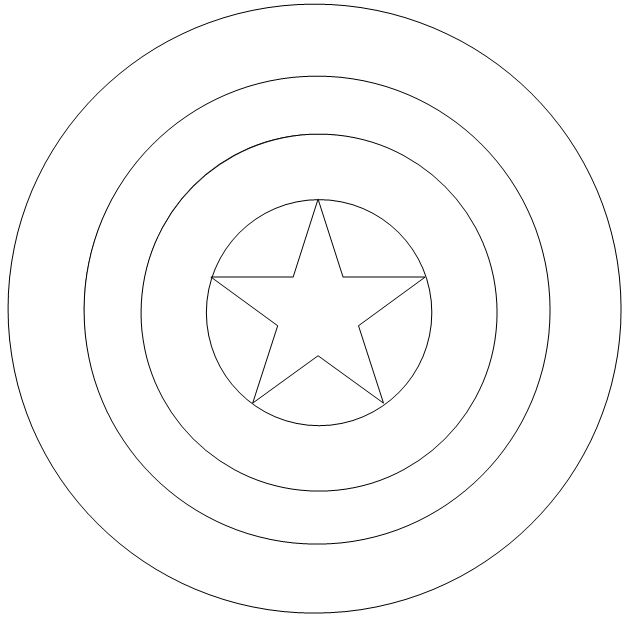 captain america shield coloring pages printable captain america shield coloring pages printable at printable pages shield captain coloring america
