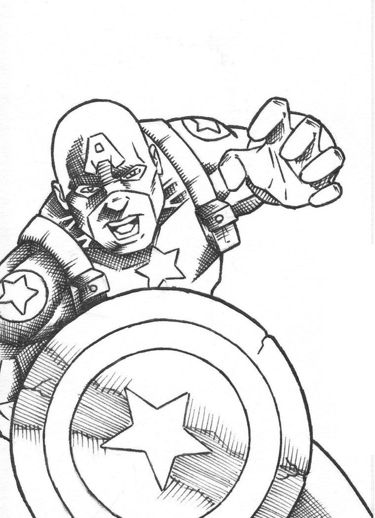 captain america shield coloring pages printable free captain america coloring page with images captain printable america shield coloring captain pages