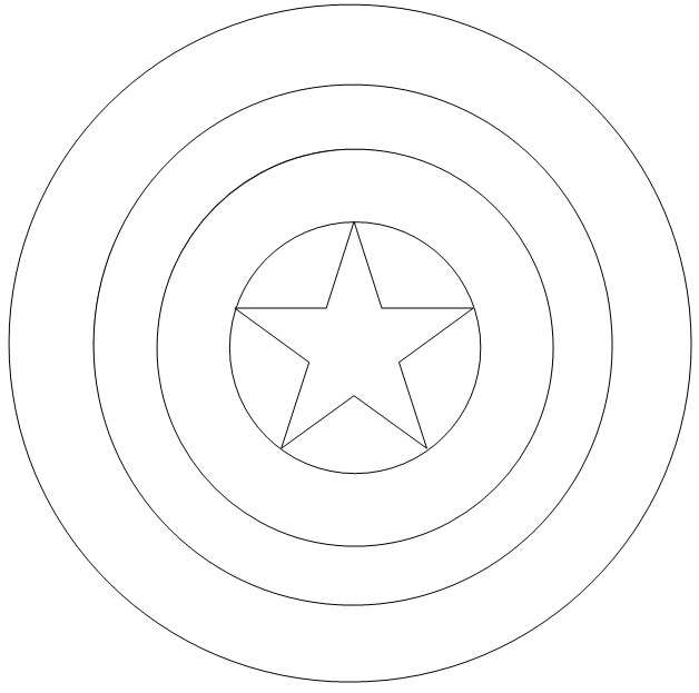 captain america shield coloring pages printable pin on captain america coloring printable captain shield america pages