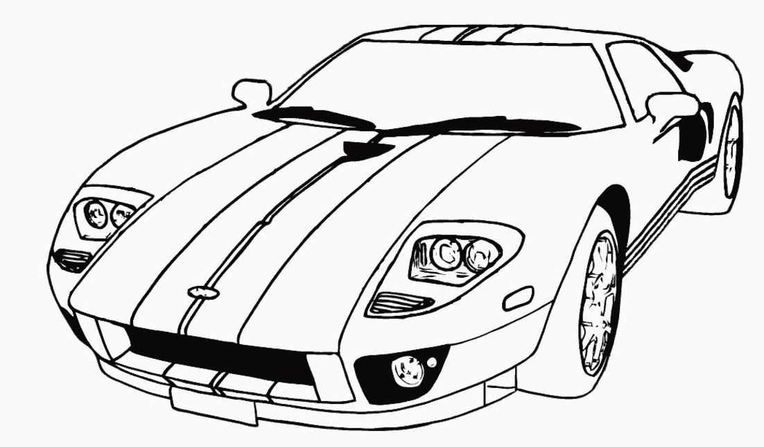 car clipart coloring free printable coloring pages of sports cars download clipart coloring car