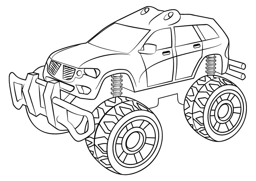 car colouring free jeep coloring pages to print colouring car