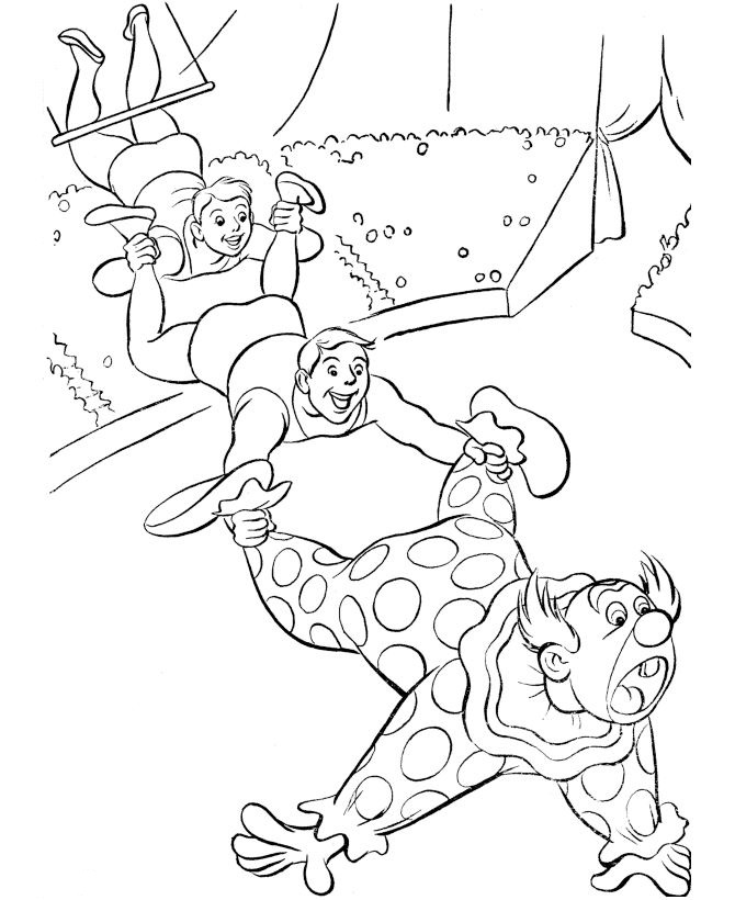 carnival clown coloring pages circus 9 coloring pages coloring book carnival clown pages coloring