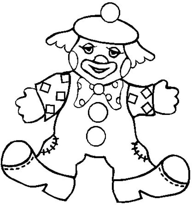 carnival clown coloring pages circus clowns color page coloring pages for kids pages carnival clown coloring