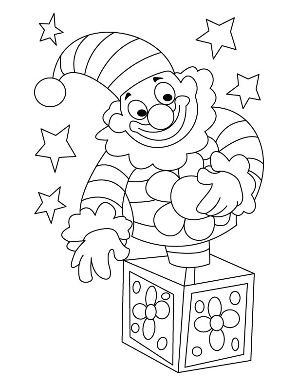 carnival clown coloring pages circus clowns color page coloring pages for kids pages clown carnival coloring