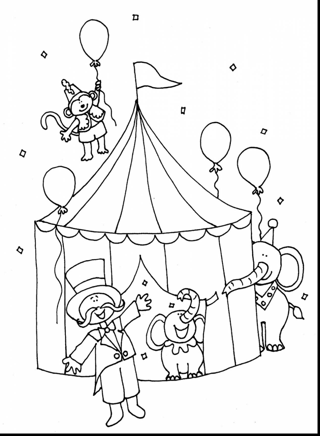 carnival clown coloring pages circus ringmaster drawing at getdrawings free download pages clown carnival coloring