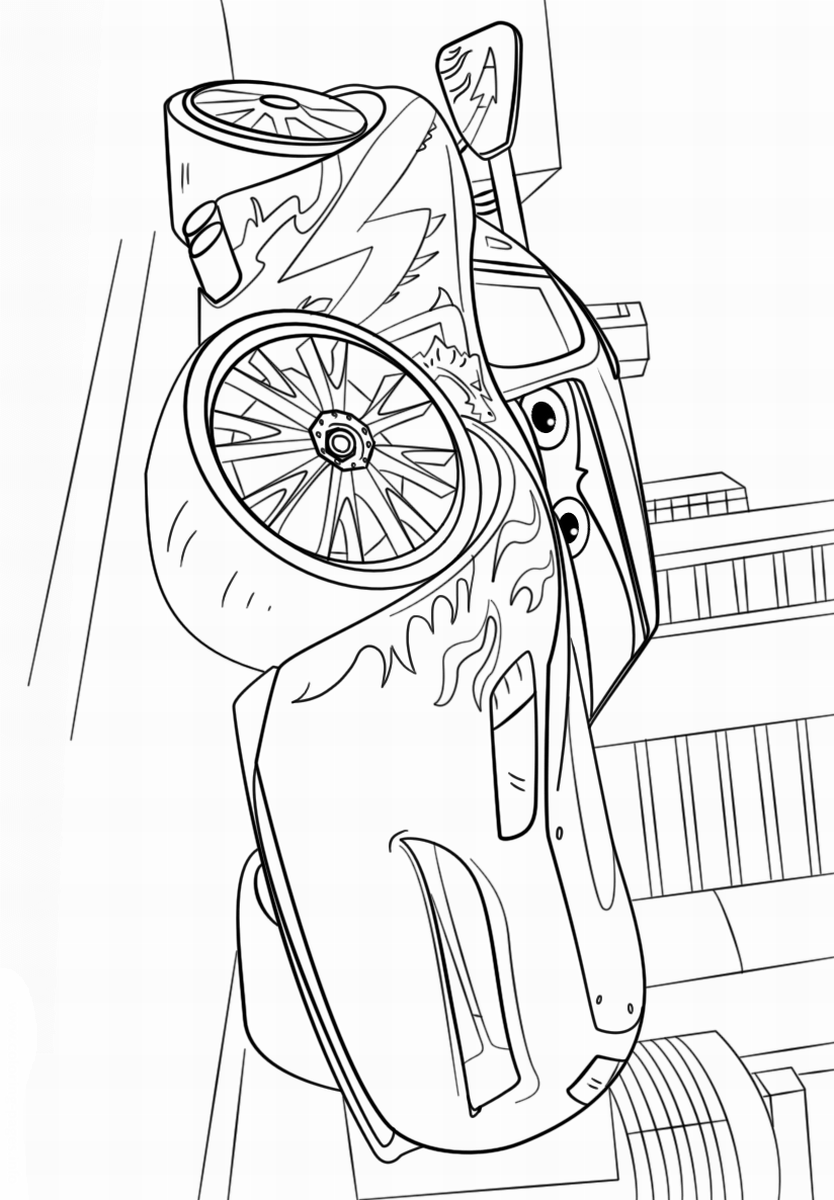 cars 1 coloring pages doc coloring page free cars coloring pages pages cars 1 coloring