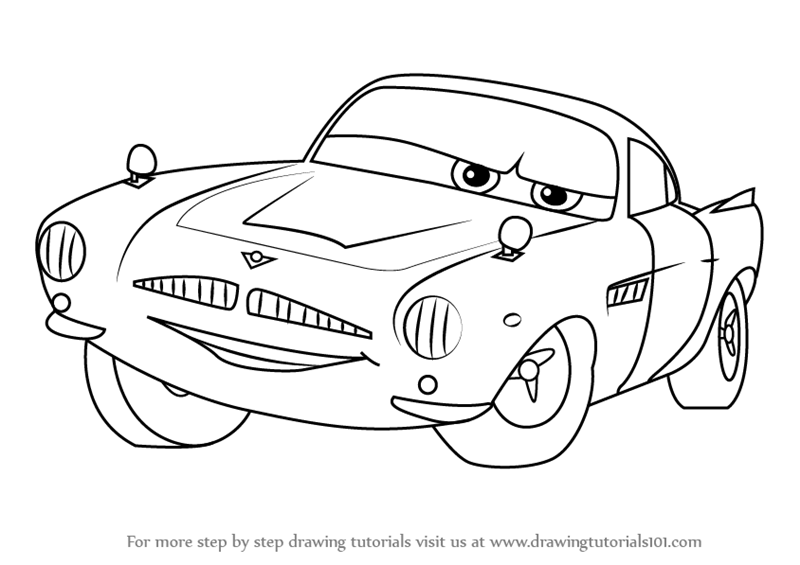 cars 2 drawing pictures cars 2 drawing at getdrawings free download 2 pictures cars drawing