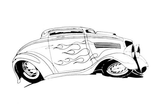 cars 2 drawing pictures pencil drawings of old cars mater by invisiblesnow on pictures drawing 2 cars