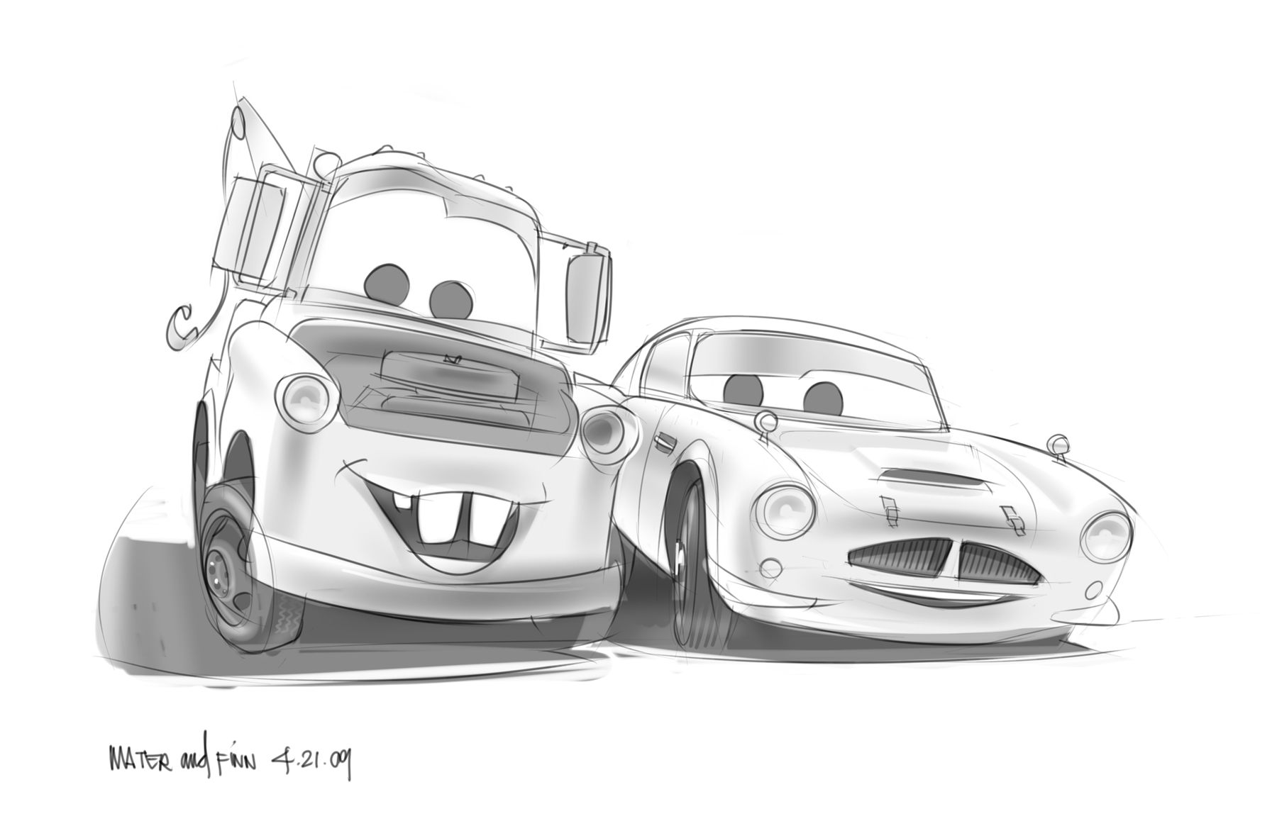 cars 2 drawing pictures pixar cars 2 sketches 2 serious by lizkay on deviantart pictures drawing cars 2