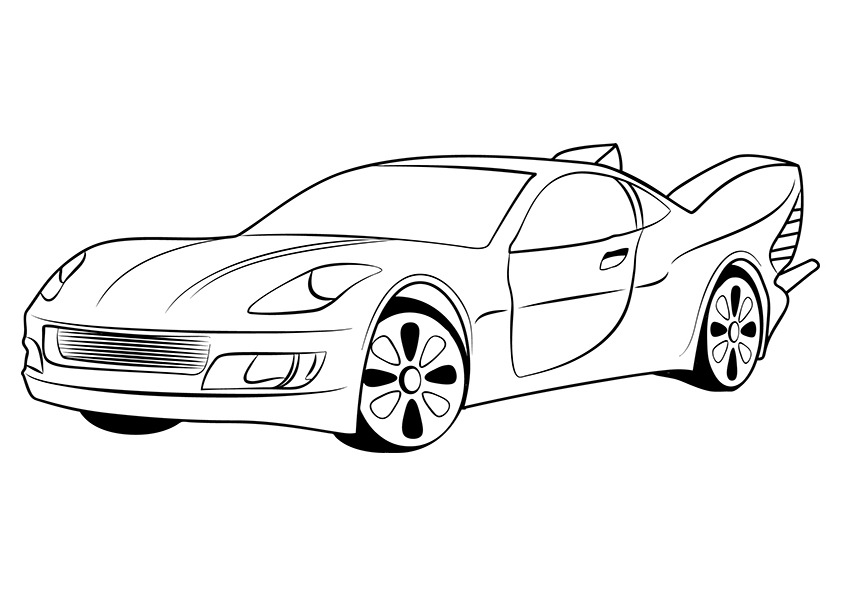 cars to color and print 17 free sports car coloring pages for kids save print and print to color cars