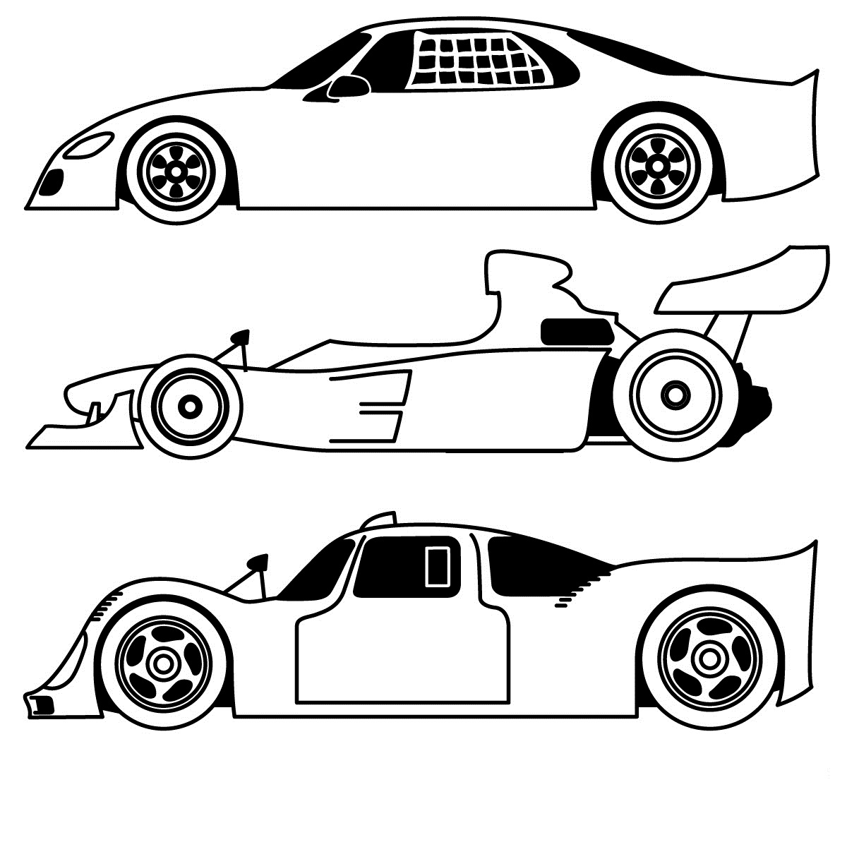 cars to color and print free printable race car coloring pages for kids cars print to color and