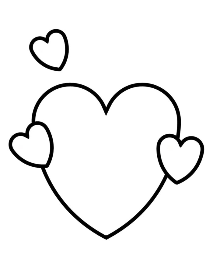cartoon heart coloring pages coloring cartoon hearts in 2020 heart coloring pages cartoon heart pages coloring