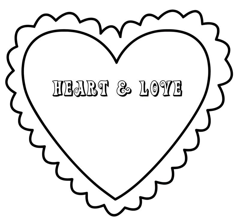 cartoon heart coloring pages heart coloring pages for girls also see the category to heart coloring cartoon pages