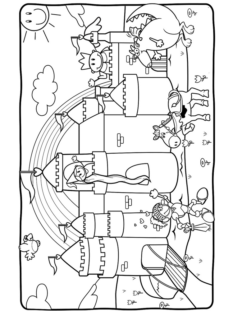 castle and knight coloring pages castles and knights coloring pages free printable castles castle and pages knight coloring