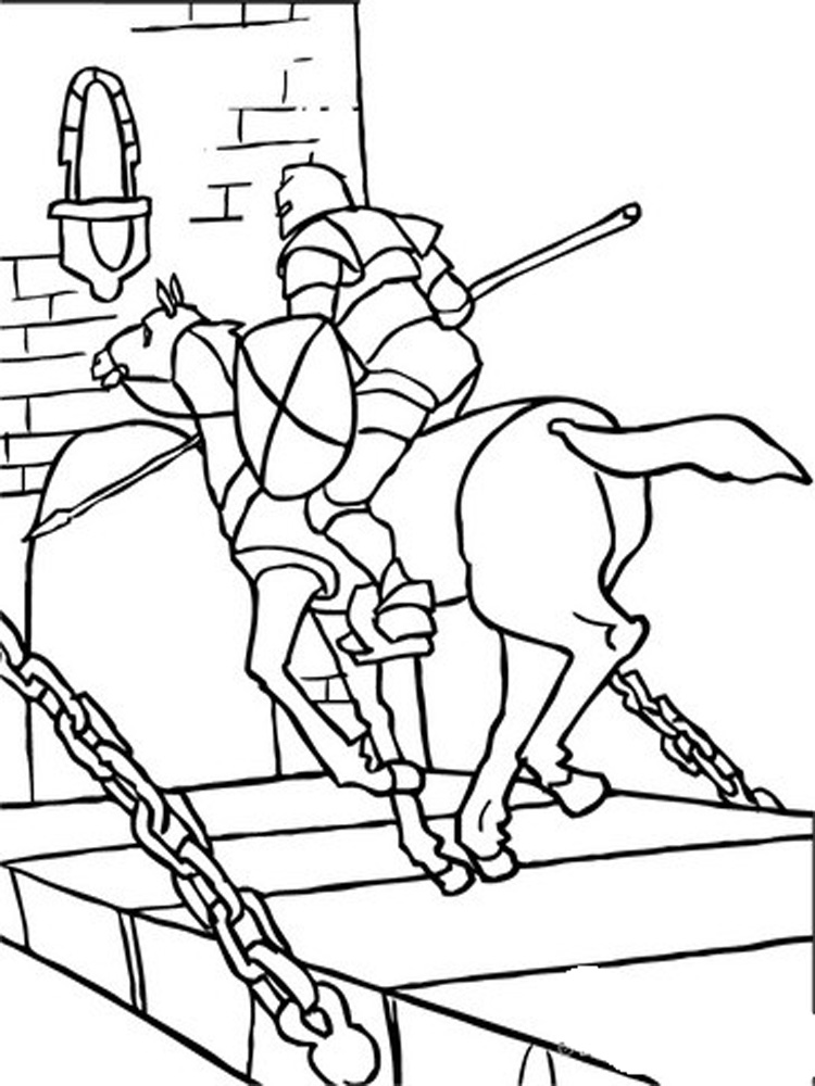 castle and knight coloring pages castles and knights coloring pages free printable castles knight coloring castle pages and