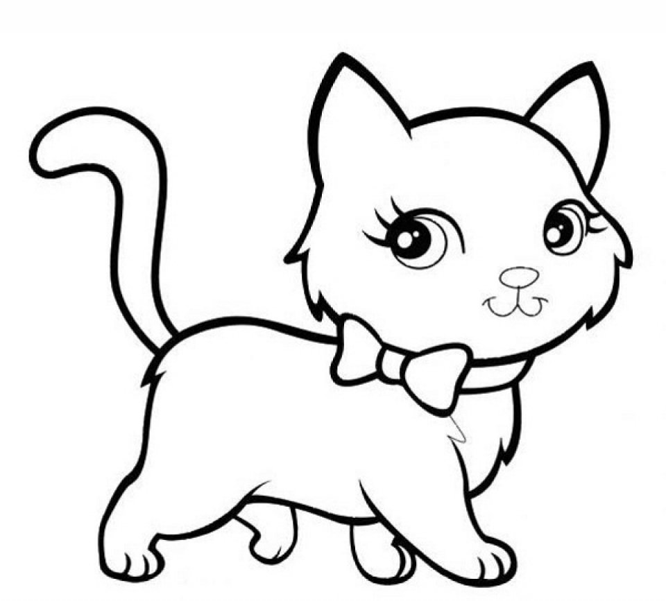 cat coloring picture free printable cat coloring pages for kids cool2bkids picture cat coloring