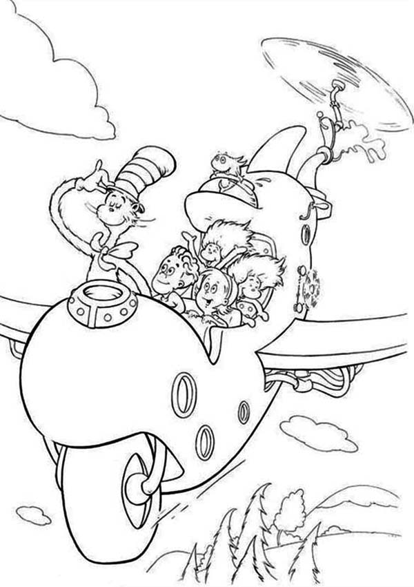 cat in the hat pictures to color cat in the hat coloring pages wwwcommconceptcom pictures the to color hat cat in