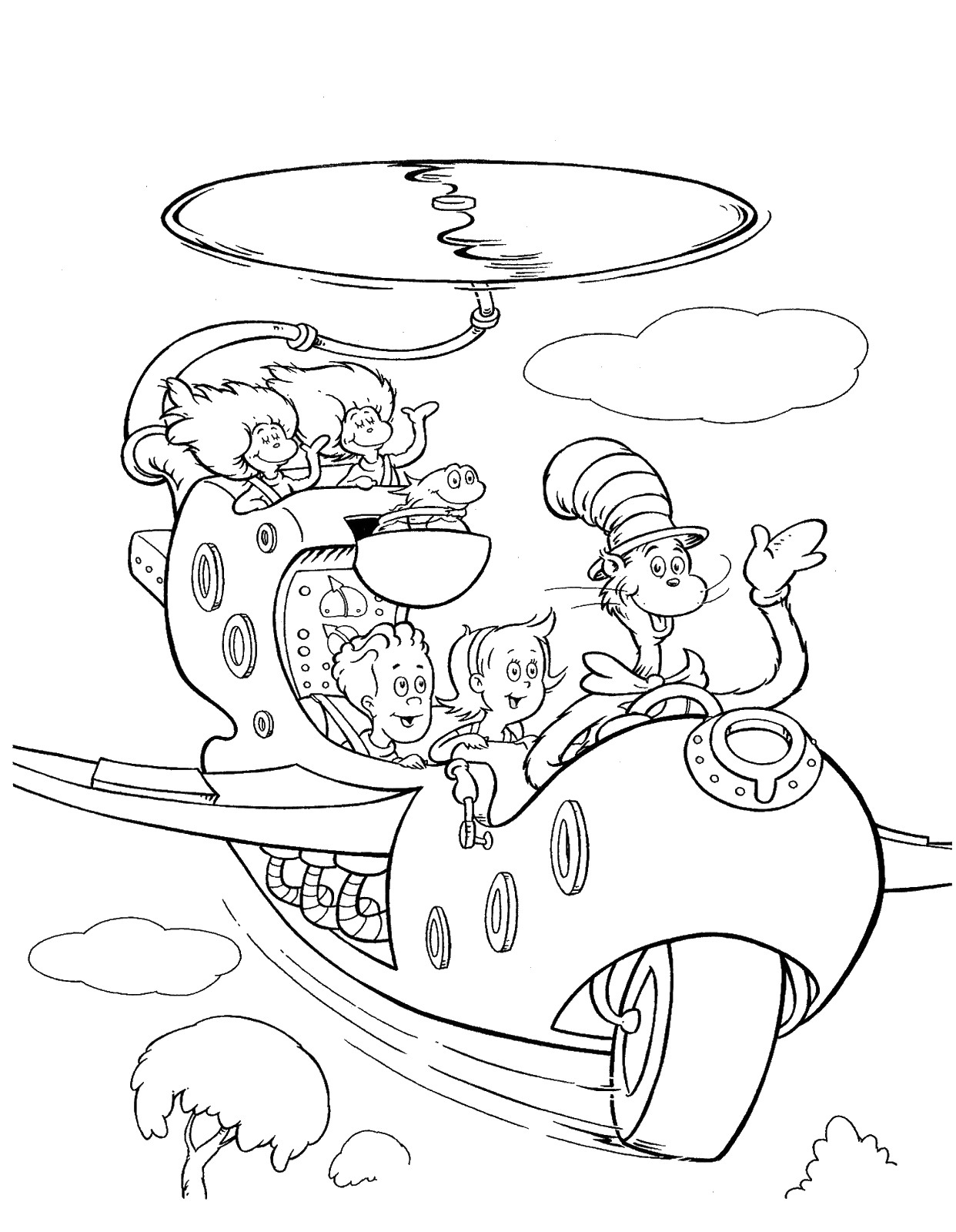 cat in the hat pictures to color free printable cat in the hat coloring pages for kids to cat hat the pictures in color