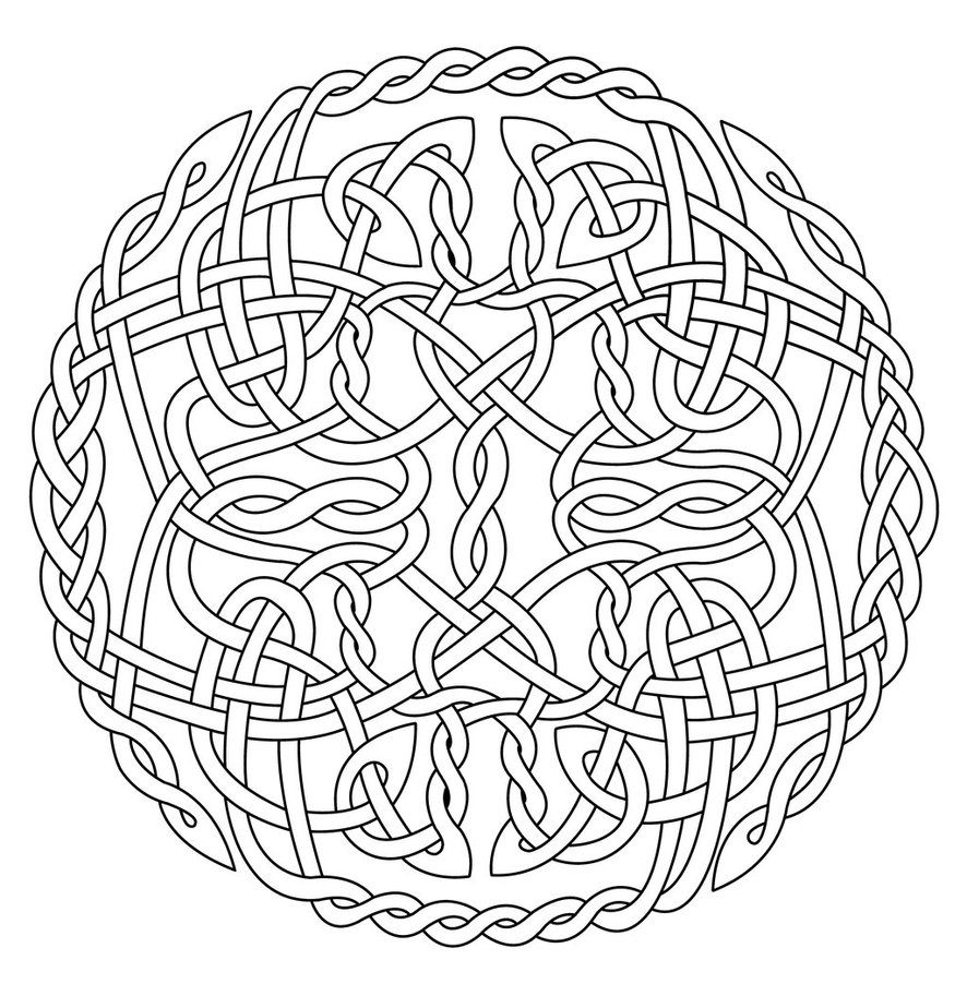 celtic coloring book celtic coloring pages for adults book coloring celtic