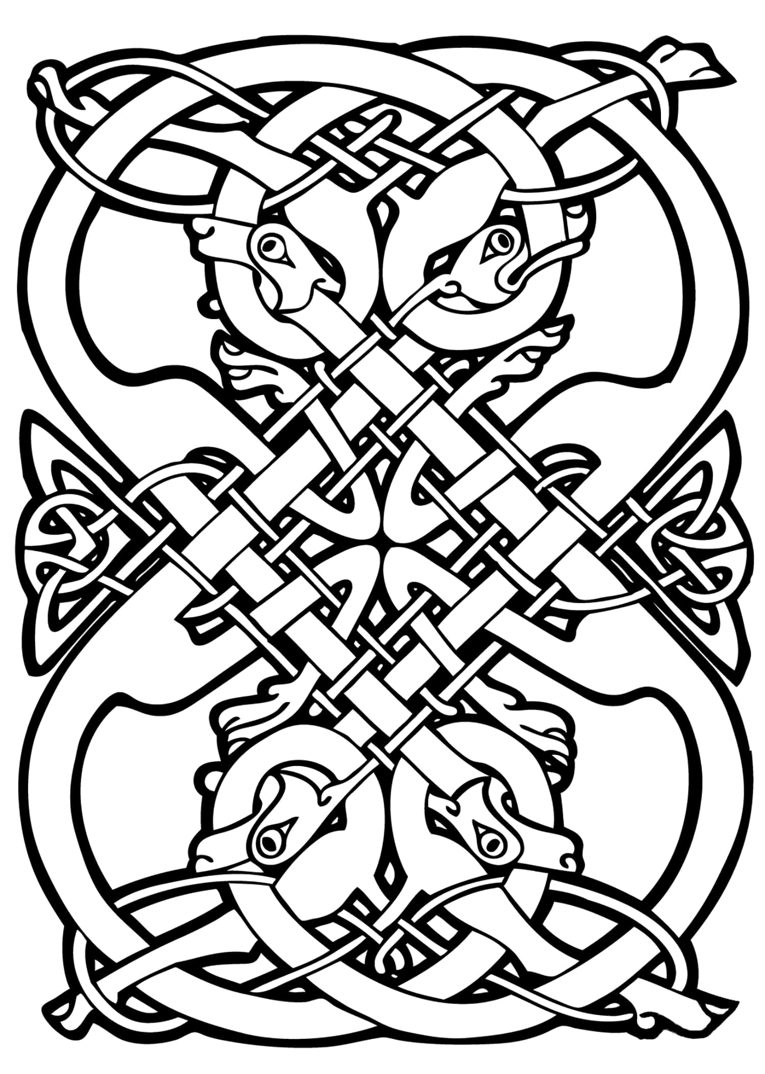 celtic coloring book celtic coloring triangle iv by artistfire on deviantart coloring book celtic