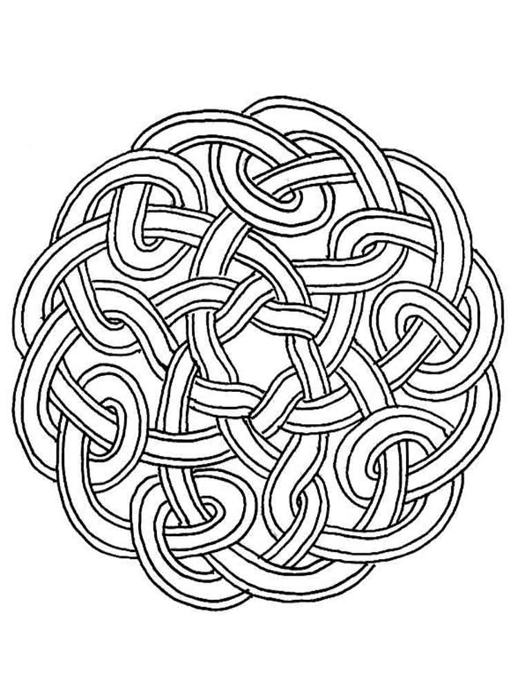 celtic coloring book celtic knot coloring pages for adults free printable celtic coloring book