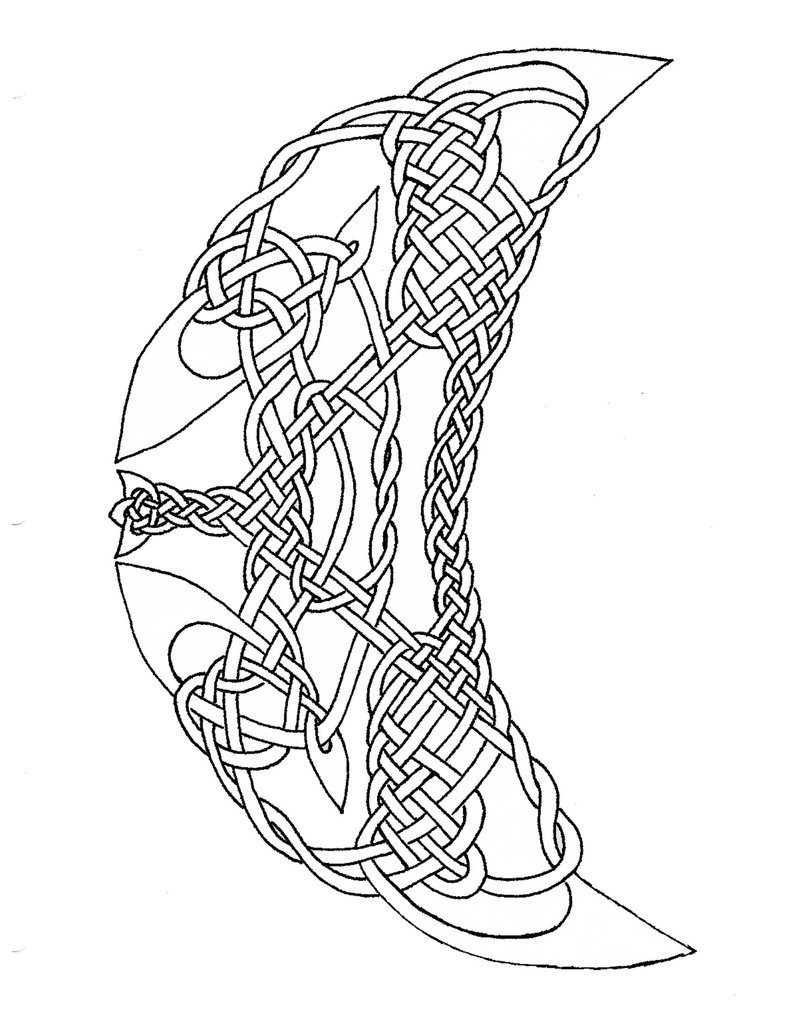 celtic coloring book celtic knot drawing at getdrawings free download coloring book celtic